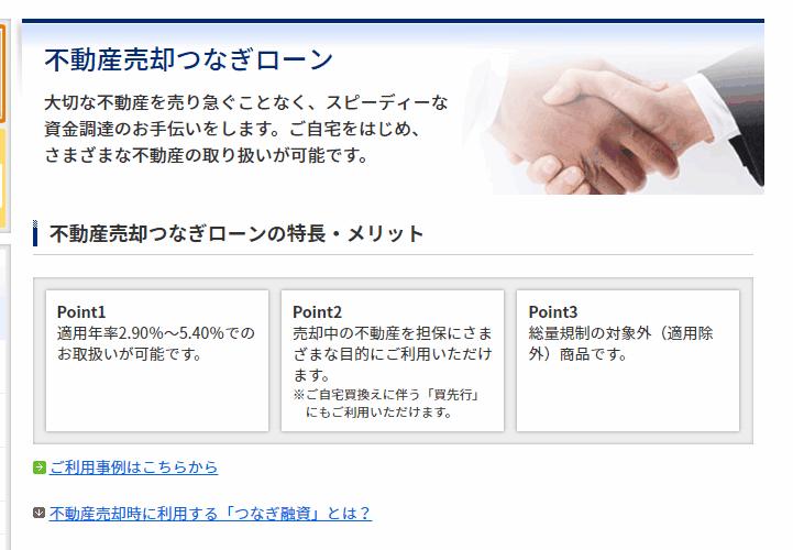 三井住友トラストL&F/不動産売却つなぎローン